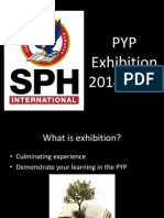 pyp exhibition - student briefing 2014-2015 2