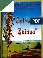 Cultivo de La Quinua