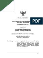 Produk Unggulan - Permendagri 9 Tahun 2014
