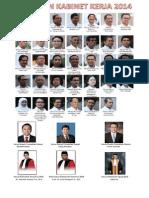 Kabinet Kerja+Legislatif+Yudikatif