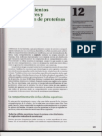 Capítulo 12 - Compartimientos intracelulares y clasificación