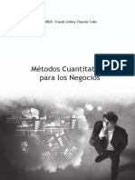 Modula Metodos Cuantitativos