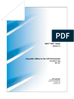 EMC CIFS Environment Utilities