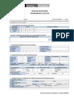 Ficha de Inventario Tecnologico