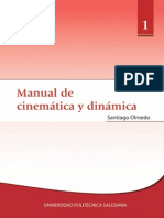 Manual de Cinematica y Dinamica
