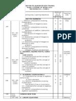 F2 Maths Annual Scheme of Work_2010