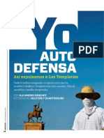 Yo, autodefensa - Alejandro Sánchez