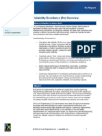 Reliability Excellence Rx Overview 196