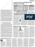 Anatomy of Aswachh Bharat Business Standard December 17, 2014
