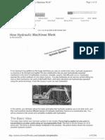 How Hydraulic Machines Work.pdf