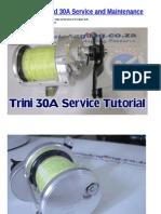 Shimano Trinidad 30A Service and Maintenance.doc