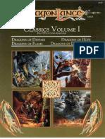 Dragonlance - Classics Volume 1