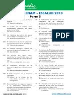 Bancazo ENAM - ESSALUD 2013 Parte 5 - Villamedic