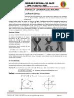 Unidad I - Secciones Conicas- Superficies Cuadricas