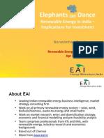 Elephants Can Dance Renewable Energy Finance Spore EAI
