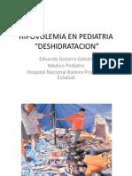 Deshidratacion en Pediatriaok