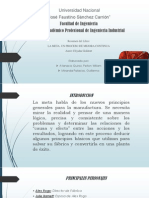 Diapositivas LA META I