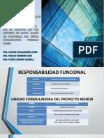 PERFIL DE UNA OBRA COMERCIO MULTIFAMILIAR