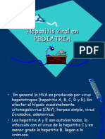 Hepatitis Viral en Pediatria