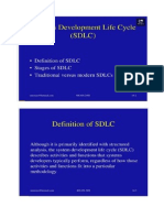 Sdlc System Development Life Cycle Sdlc