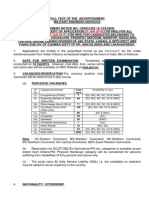 Notification Military Engineering Services Mate Civil Motor Driver and Other Posts
