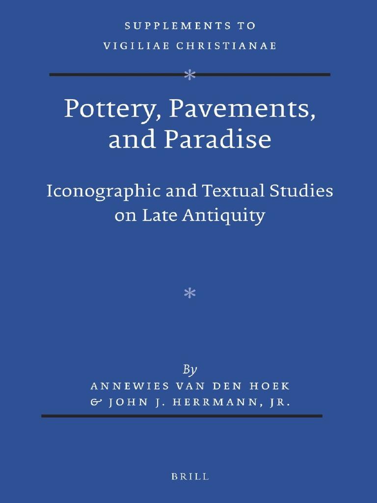 VigChr Supp 122] Annewies van den Hoek, John J. Herrmann, Jr-Pottery ...