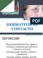 dermatitis de contacto y foto.pptx