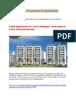 PropLadder Properties in Hyderabad