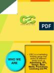 Present Grupo Cec Ingles