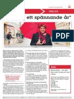 """""""2015 Blir Ett Spännande År"""""""