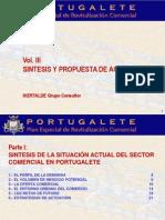 Sintesis y Propuestas Comercio Portugalete