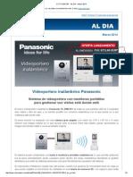 Panasonic VL SWD501