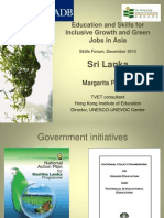 Margarita Pavlova-Education and Skills for Inclusive Growth and Green Jobs in Asia