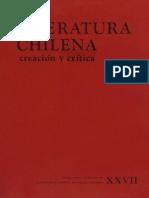 ASPECTOS DEL CINE ARGUMENTAL CHILENO. LA IMAGEN Y EL ESPECTACULO CXNEMATOGRAFICO