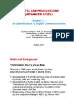 Intro Digital Communication