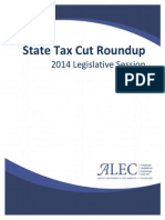 2014 State Tax Cut Roundup