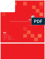 Brochure M3M One Key Resiments