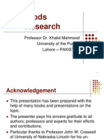 khalid-mixedmethodsresearch-workshop-130507054612-phpapp01.ppt