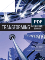 Martin 1 Baily, Jacob Kirkegaard - Transforming the European Economy