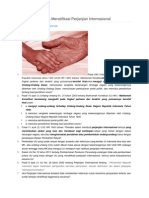 Pro & Kontra Pengujian UU Yang Meratifikasi Perjanjian