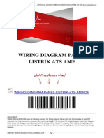 Wiring diagram panel listrik ats amfpdf asfbconference2016 Choice Image