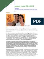 La Hija Del Mariachi - Canal RCN