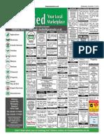 Free Press Classified Adverts 171214