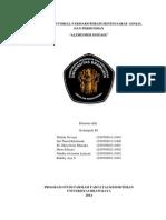 Laporan Tutorial Fss _alzheimer Disease_ (b3)