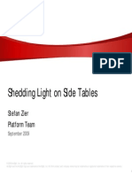 Side Tables Info
