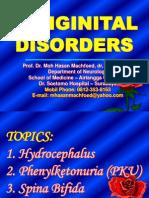 09. Congenital Disorder