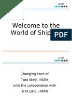 Tata NYK Shipping