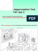 Word Association Test Pdf