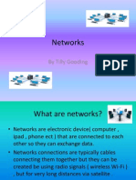 networks power point