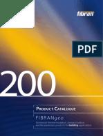 Geolan Catalogue